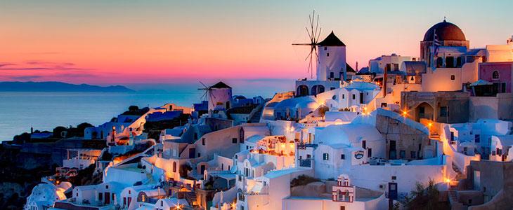 Каков порядок оформления визы в Грецию через турагентство