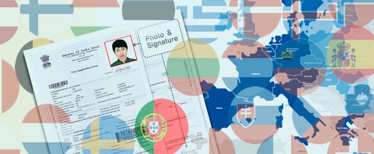 Как правильно заполнить анкету на шенгенскую визу самостоятельно