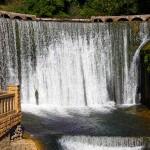 Водопад на Новом Афоне