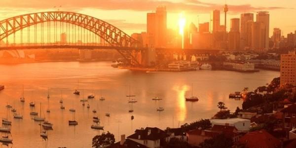 Поездка в Австралию