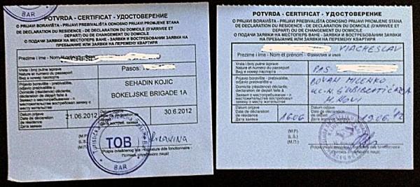 Черногория: нужна ли виза для россиян в 2018 году, получение 3-месячной мультивизы