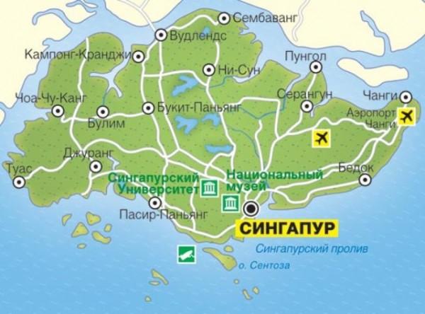 Сингапур: нужна ли виза, оформление самостоятельно для россиян