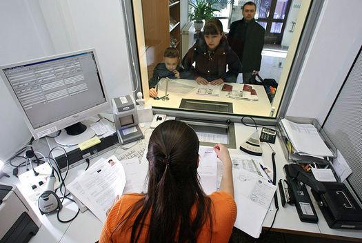 подача документов в посольство