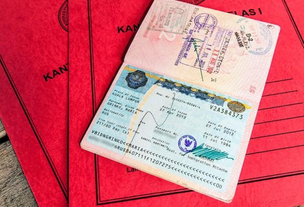 Двухмесячная виза на Бали
