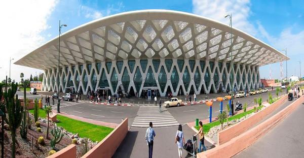 Аэропорт в Марракеше