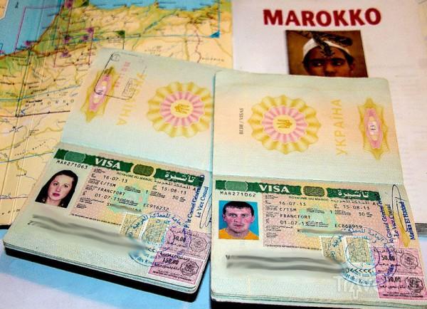 визы в Марокко для граждан СНГ