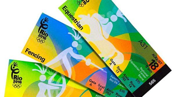 Билеты на Олимпиаду в Рио