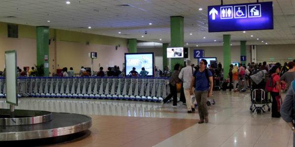 В аэропорта Малайзии