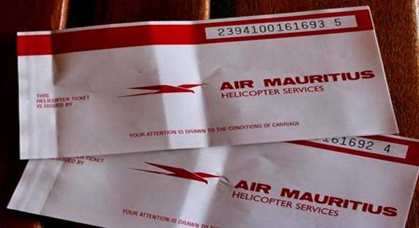 Билеты на остров Маврикий