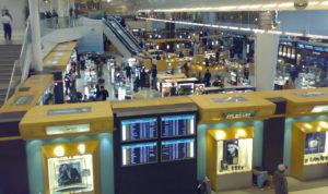 Помещение аэропорта