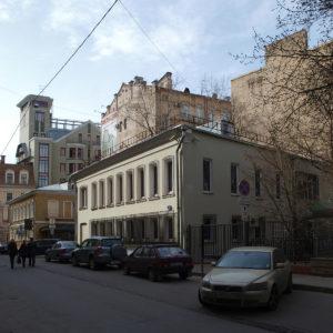 Здание Посольства Туркменистана
